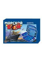 """Игра """"Морской бой-1"""", жесткая коробка (арт. 992)"""