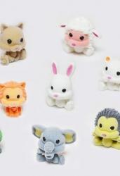 Игрушка Mini toy. Зверушки (12 видов в ассортименте)