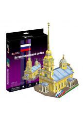 3D-пазл. Петропавловский собор (Россия)