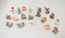 Mini toy. Собачки (20 видов в коллекции)