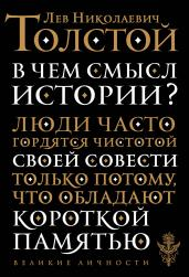В чем смысл истории(обл)