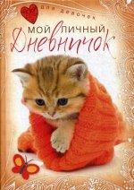 Мой личный дневничок. Котенок в красной шапочке