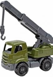 Машинка Кран ЯРОСЛАВ. Военный (Арт. И-7983)