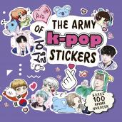 The ARMY of K-POP stickers.Более 100 ярких наклеек