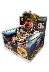 Игрушка-сюрприз в пакете. Машинки Fast Crash (001RU-17)