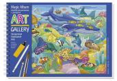 АРТ.Альбом.Загадочный подводный мир