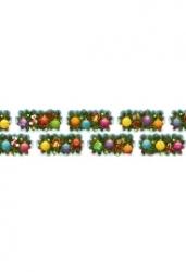 Гирлянда Новогодняя, шарики на ёлке (9-12-0019)