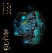 Гарри Поттер (арты). Календарь настенный на 2021 год (300х300 мм)