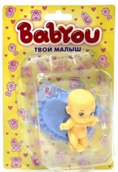 Игрушка BabYou Твой малыш (10 видов в ассортименте)