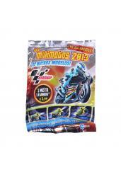 Гоночный мотоцикл, игрушка в закрытом пакете