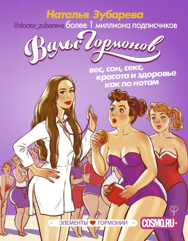 Вальс Гормонов:вес,сон,секс,красота и здоровье