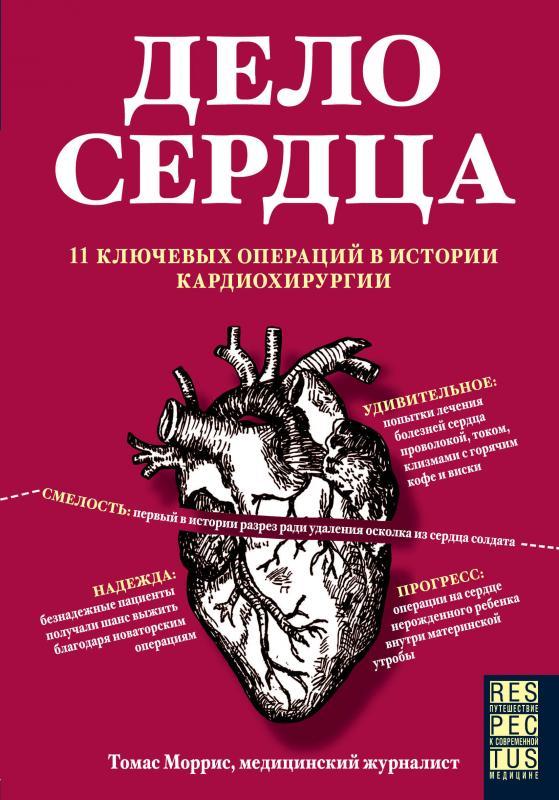 Дело сердца.11 ключевых операций в истории кардио