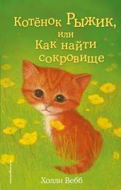 Котёнок Рыжик,или Как найти сокровище