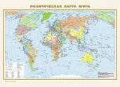 Физическая карта мира.Политическая карта мира