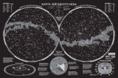 Карта Зв.неба(светящаяся)А1