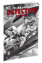 Бэтмен.Detective Comics.Убойная прогулка.Граф.ром.