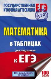 ЕГЭ.Математика в таблицах.10-11кл