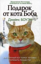 Подарок от кота Боба.Как уличный кот помог чел./м