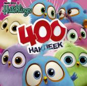Angry Birds.Hatchlings.400 наклеек