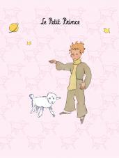 Блокнот Маленький принц.Паттерны 2