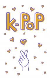 Блокнот K-POP.Твой яркий проводник(белый)